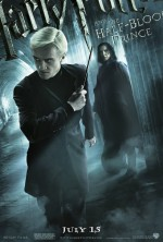 Postering Harry Potter and the Half Blood Prince