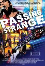 Passing Strange The Movie Poster