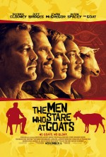 The Men Who Stare at Goats Get Postered