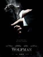 The French Poster The Wolfman
