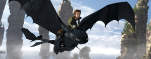 Promo Trailer:  How to Train Your Dragon