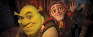 Teasing Shrek Forever After