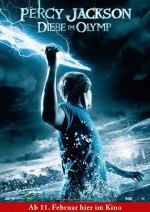 Postering Percy Jackson & the Lightning Thief