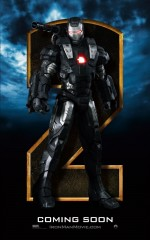 Postering Iron Man 2