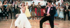 Grease is the Sing-a-Long Word