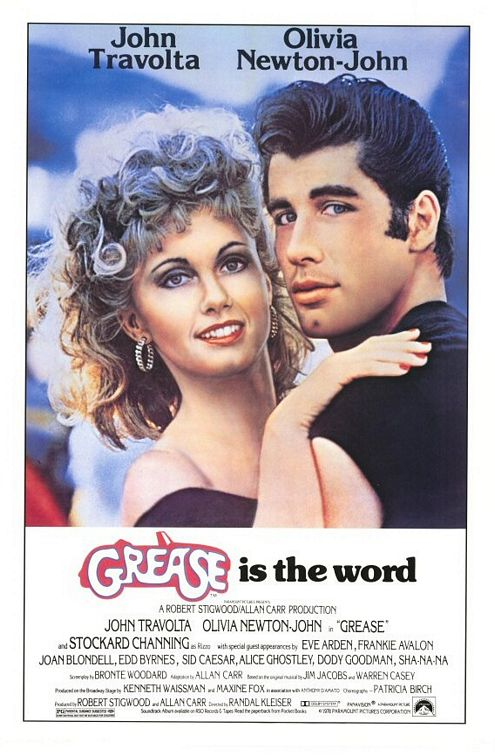 grease posters new amp old 171 movie city news