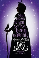 The Posters Of Nanny McPhee