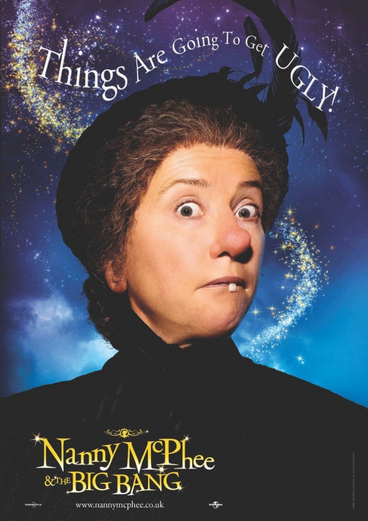 The Posters Of Nanny McPhee u00ab Movie City News : nanny mcphee movie poster : Movie Poster