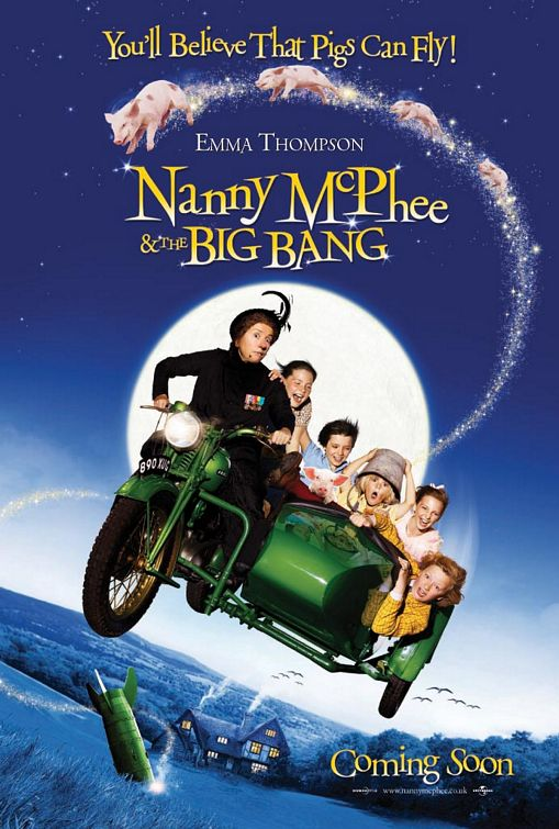 The Posters Of Nanny Mcphee 171 Movie City News