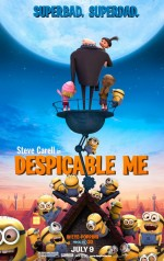 Postering Despicable Me