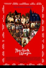 New York: I Love You Poster