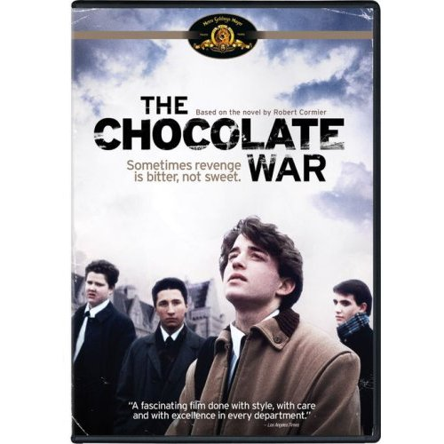 the chocolate war This incredibly delicious chocolate war analysis contains a brief plot summary, an examination of themes in the novel, a look at symbols in the novel, and a glance at setting, mood, and conflict find what you need to know as trent lorcher lays out the sketch for the book in terms of the various literary devices.