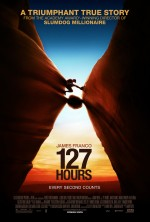 Postering 127 Hours