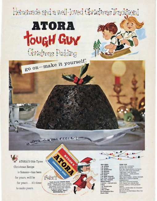 Tough Guy Christmas Pudding (1)