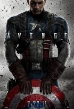 Postering Captain America