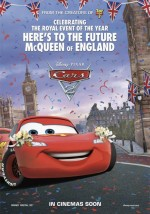Lightning McQueen Celebrates The Royal Wedding