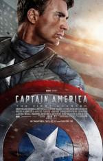 Captain America's New Poster