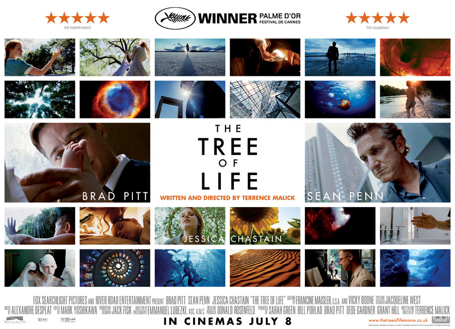 Movie Poster Tree The Tree of Life Poster
