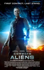 New Posters for Cowboys & Aliens