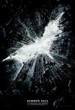 Postering Gotham City For The Dark Knight Rises