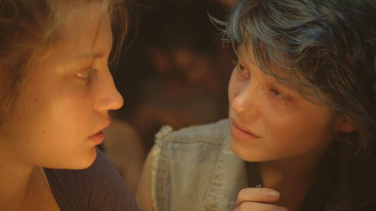 Lesbian sex movies