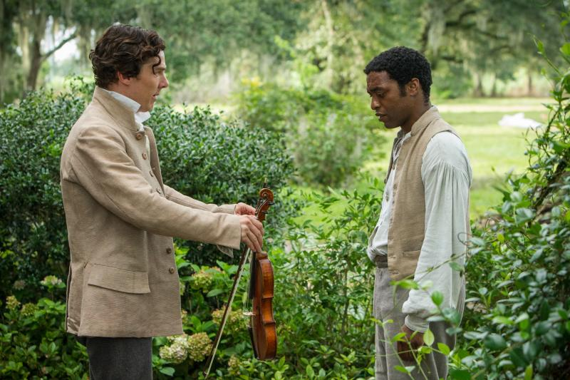 12 YEARS A SLAVE moves To October 18, 2013