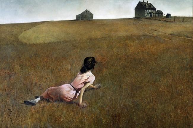 Christinas World Andrew Wyeth