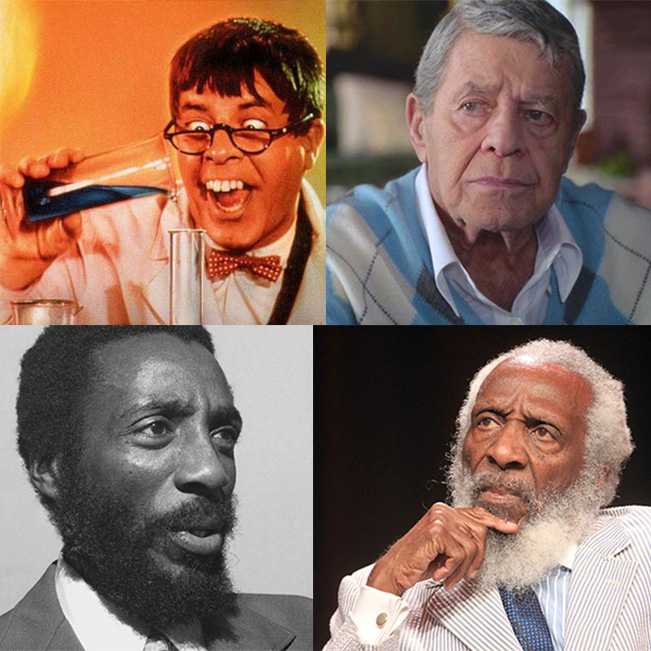 jerry lewis dick gregory