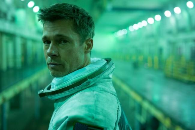 """Brad Pitt stars in """"Ad Astra""""."""